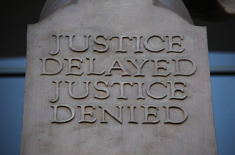 assinment 03 justice delayed In the event that a chief justice directive has been amended, replaced or  for  assignment of visiting and senior judges, 85-07, replaced by 95-03.